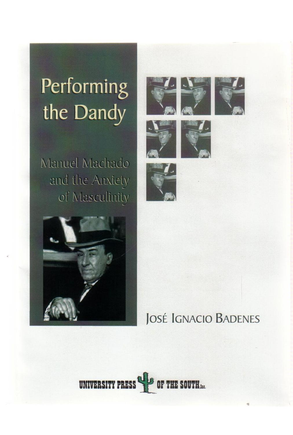 Performing the Dandy