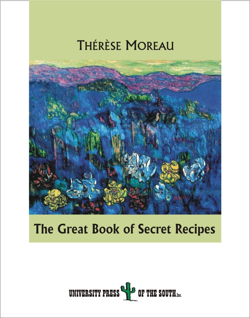 The Great Book of Secret Recipes