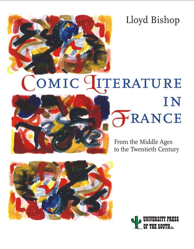 Comic Literature in France