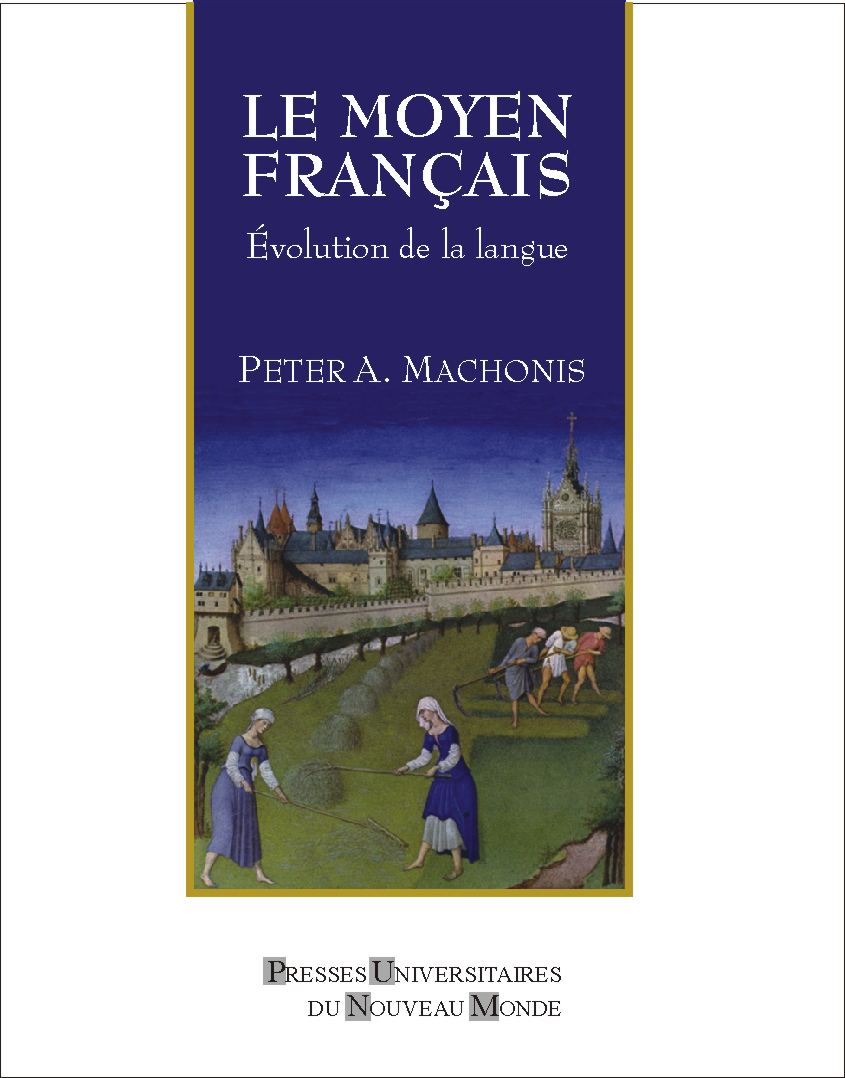 Le Moyen Français. �volution de la langue.
