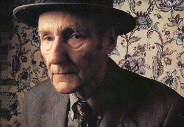Portrait of William S. Burroughs